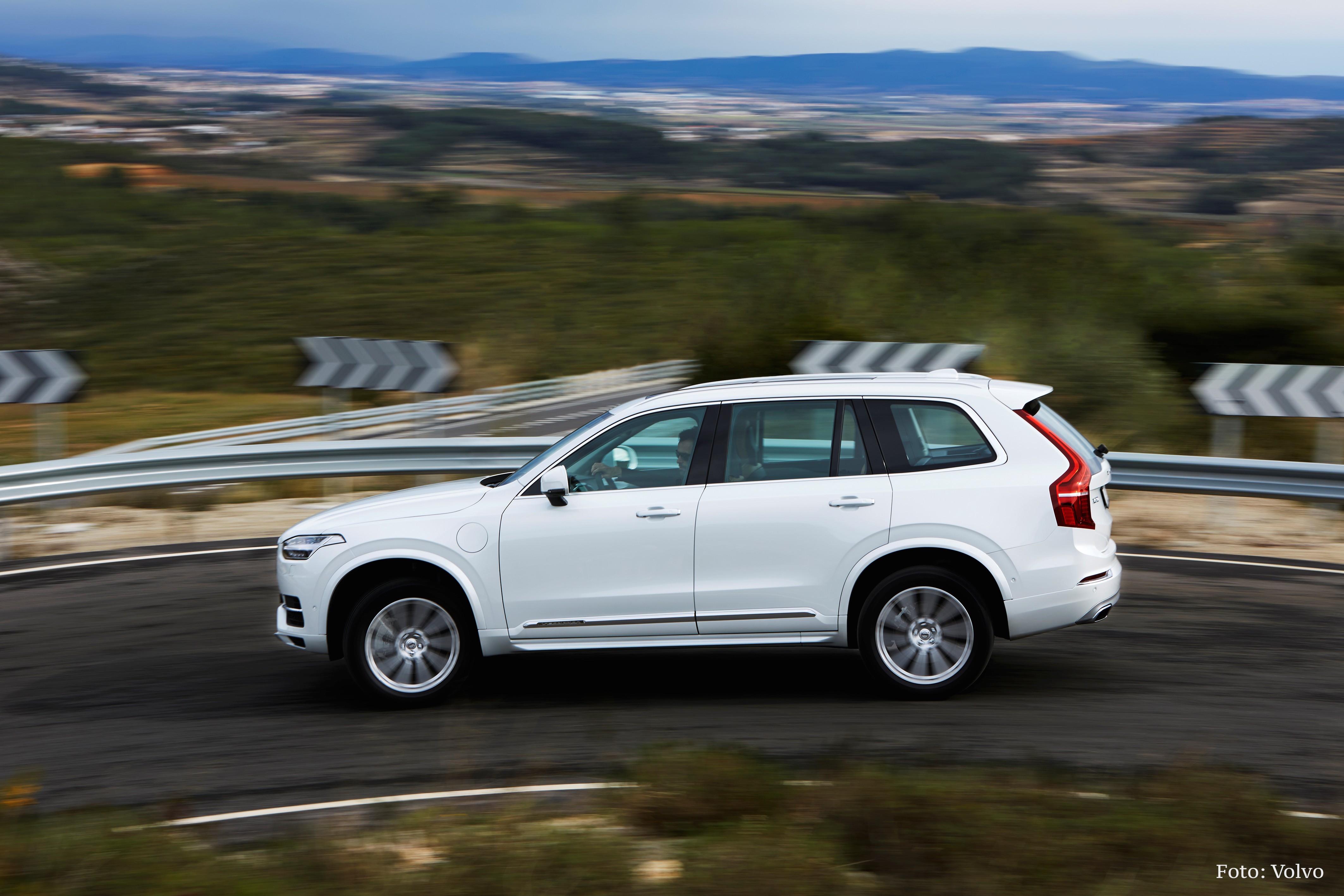 Volvo XC90 2.0 T8 Plugin
